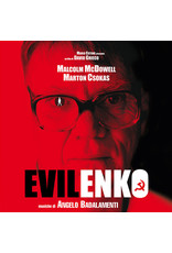 ST Angelo Badalamenti ‎– Evilenko OST (2017) Limited Edition, Red Vinyl W/ Black Smear