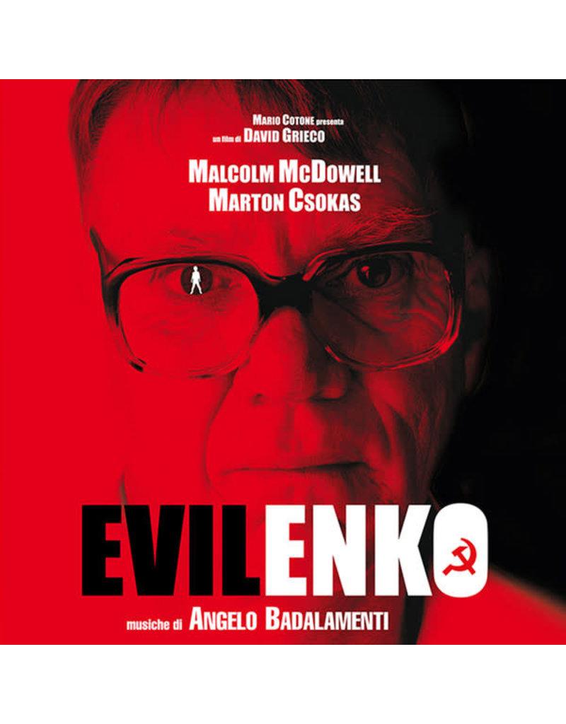 ST Angelo Badalamenti – Evilenko OST (2017) Limited Edition, Red Vinyl W/ Black Smear