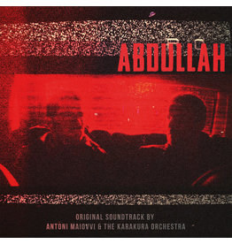 ST Antoni Maiovvi – Abdullah OST LP + DVD [RSD2017]