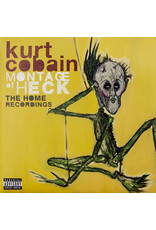 ST Kurt Cobain – Montage Of Heck: The Home Recordings 2LP