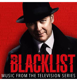 ST Various – The Blacklist OST [RSD2016], Compilation, Limited Edition, Red