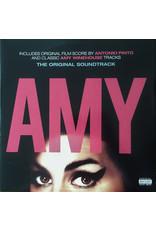 ST Amy Winehouse, Antonio Pinto – Amy OST 2LP (2016)