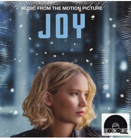 ST Various – Joy 2LP OST [RSD2016], Limited Edition, Blue w/ White Swirl
