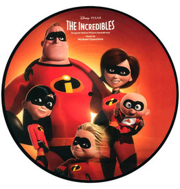 ST Michael Giacchino – The Incredibles , Picture Disc  [RSD2018]
