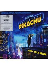 Henry Jackman – Pokémon Detective Pikachu (Original Motion Picture Soundtrack) LP