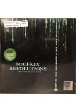 V/A - Matrix Revolutions [RSDBF2019], Reissue, Coke Bottle Green