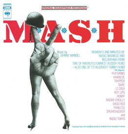 ST Johnny Mandel – M*A*S*H OST, 180g, 2017 Reissue