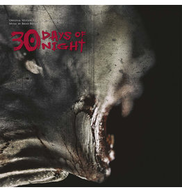 ST Brian Reitzell – 30 Days Of Night OST [RSD2015], Limited 1000, Blood Red