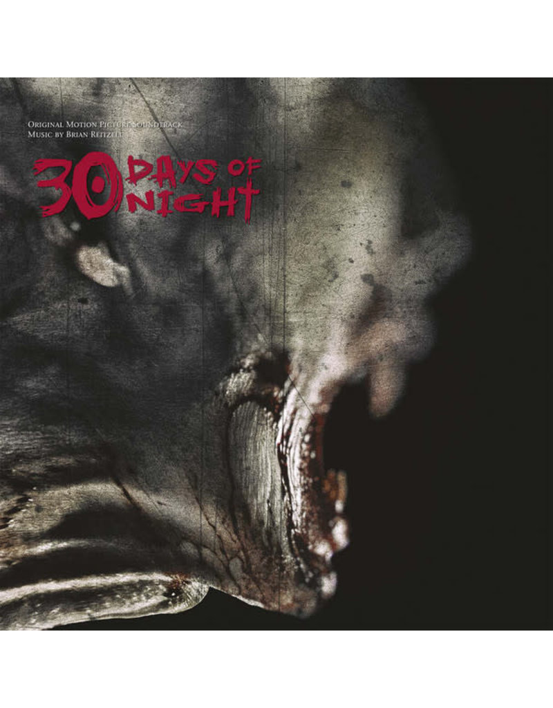ST Brian Reitzell ‎– 30 Days Of Night OST [RSD2015], Limited 1000, Blood Red