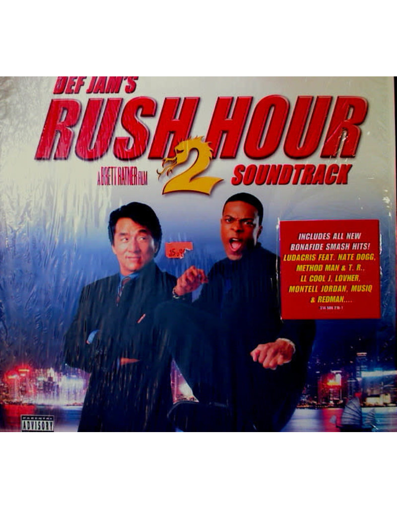 ST Various – Def Jam's Rush Hour 2 (OST) (2001)