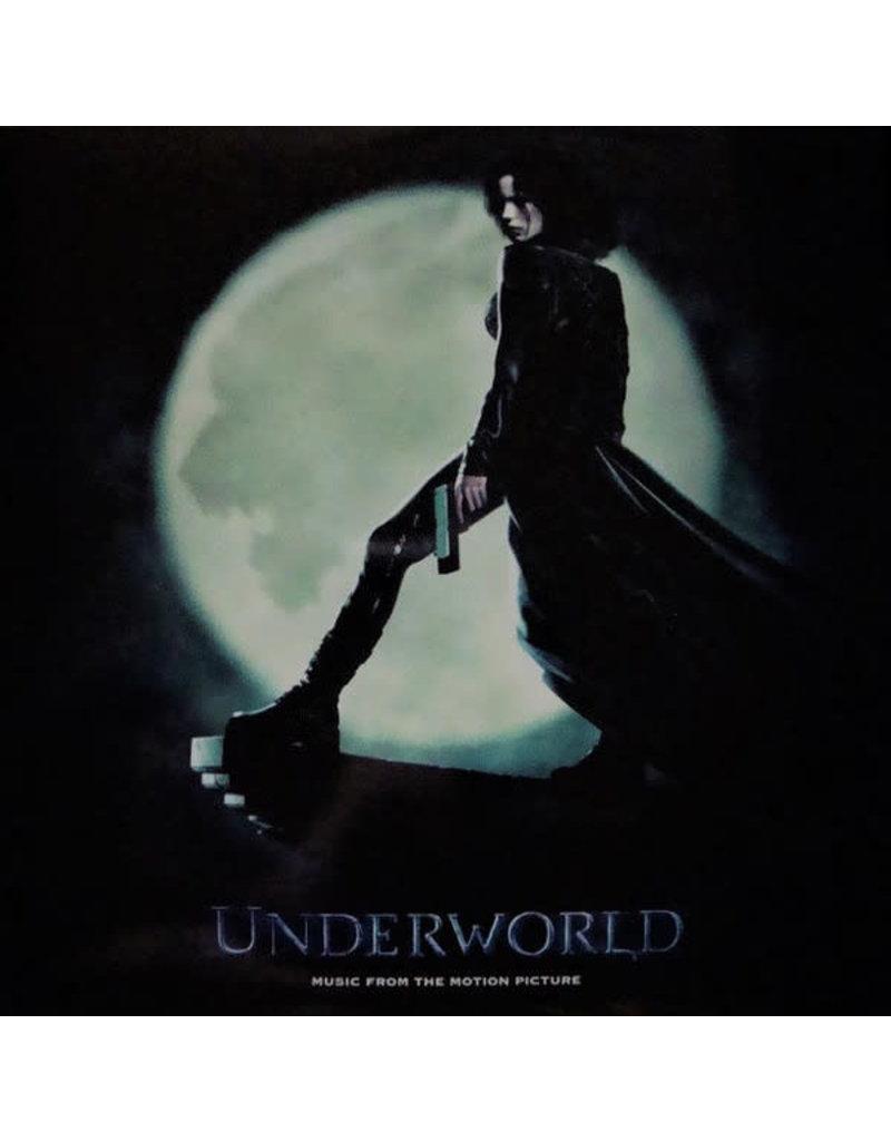 Various – Underworld OST 2LP [RSD2016], Reissue, Blue Translucent