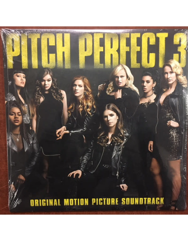 Pitch Perfect Cast ‎– Pitch Perfect 3 OST LP (2017)