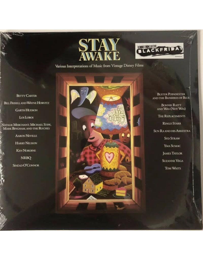 Various – Stay Awake [RSDBF2018] (Various Interpretations Of Music From Vintage Disney Films), 2018 Reissue