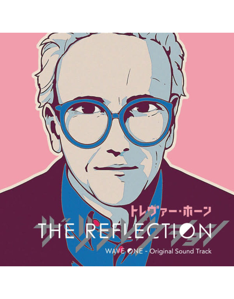 Trevor Horn – The Reflection (Wave One), (Music On Vinyl) Limited Edition, Numbered, Pink (2018)
