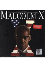 Various – Malcolm X OST [RSD2019], Red Translucent