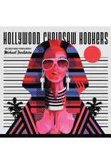Michael Perilstein ‎– Hollywood Chainsaw Hookers OST (2015), Purple/White Haze, 180g