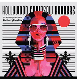 Michael Perilstein – Hollywood Chainsaw Hookers OST (2015), Purple/White Haze, 180g