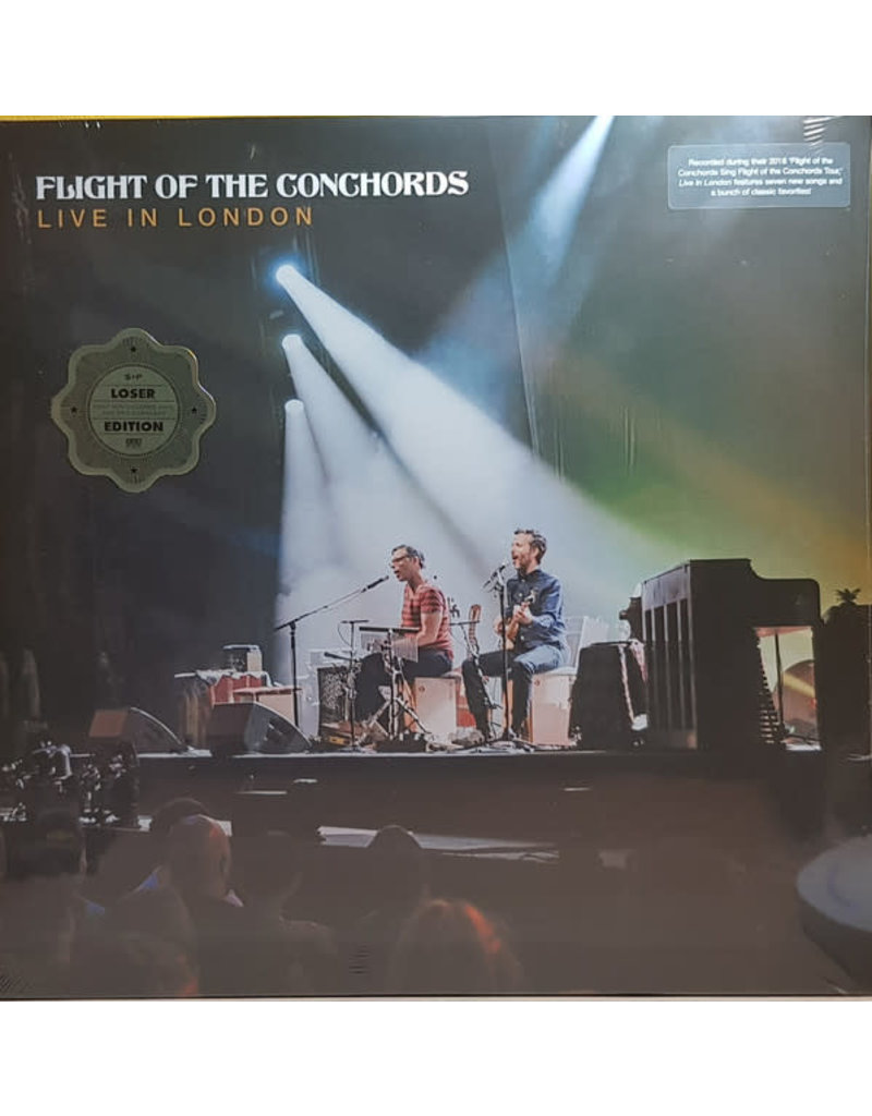 RK Flight Of The Conchords – Live In London 3LP