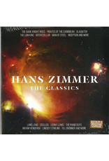 Hans Zimmer – The Classics 2LP (2017), Limited Edition, 180 Gram