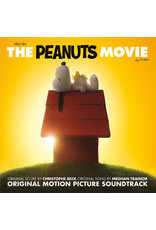 Christophe Beck ‎– The Peanuts Movie OST, Limited Edition, 2015 Reissue