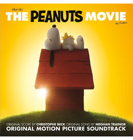 Christophe Beck – The Peanuts Movie OST, Limited Edition, 2015 Reissue
