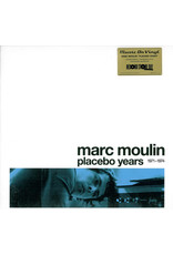 Marc Moulin – Placebo Years LP [RSD2015] , Limited Edition, Numbered, Crystal Clear (Music On Vinyl)
