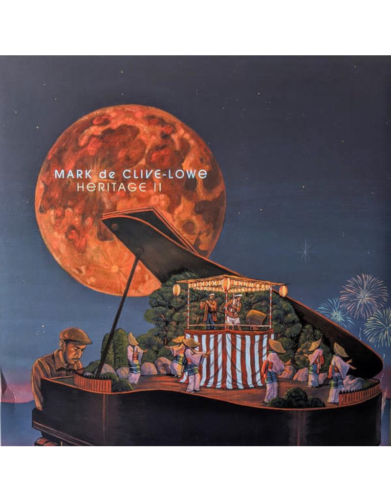 Mark De Clive-Lowe – Heritage II (2019)(Blue Vinyl) LP