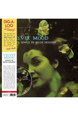 Billie Holiday ‎– Velvet Mood (2013) LP+CD