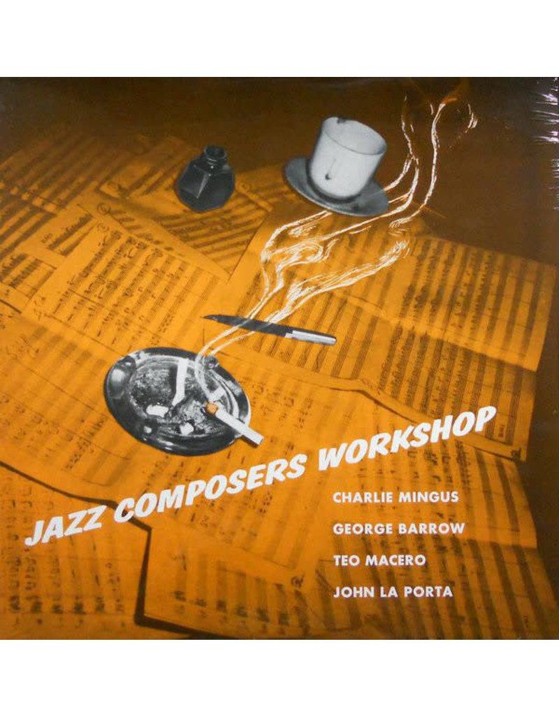 Charlie Mingus, George Barrow, Teo Macero, John La Porta – Jazz Composers Workshop, 2013 Reissue, 180 gm