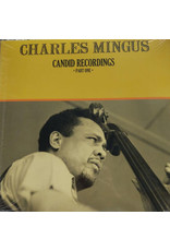 Charles Mingus – Candid Recordings ·Part One· 2018 Compilation, Limited Edition, Numbered, Clear