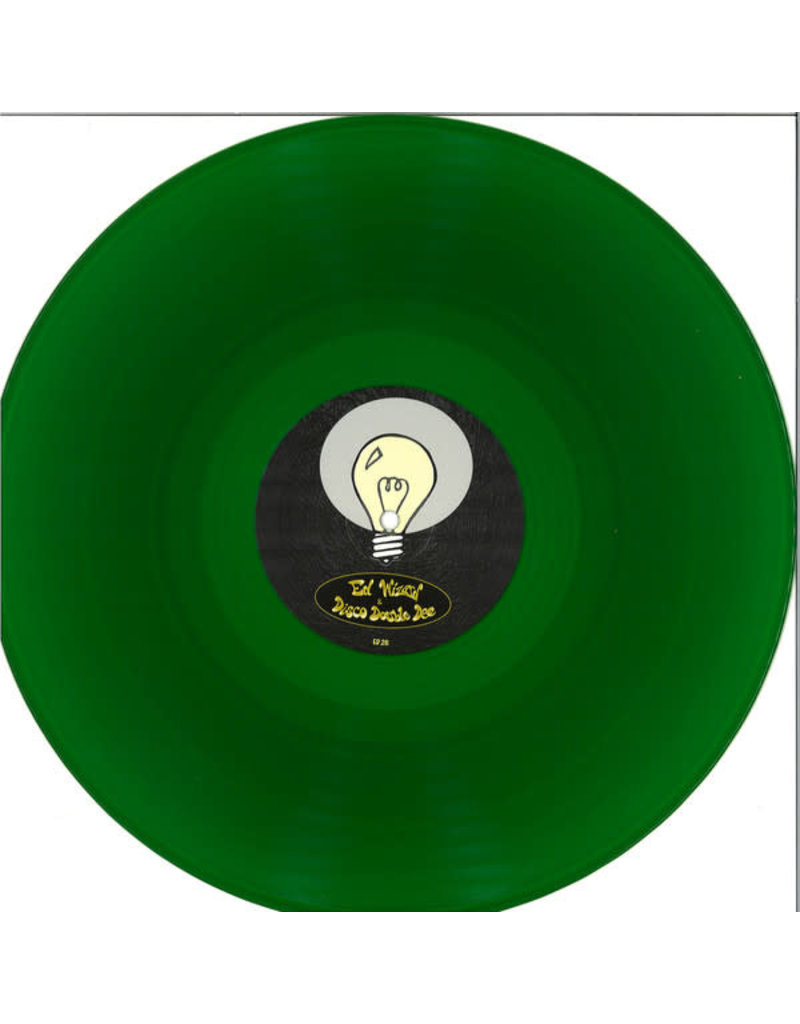 """FS Ed Wizard & Disco Double Dee – Funk Wit Me 12"""" [RSD2019], Limited Edition, limited green vinyl"""