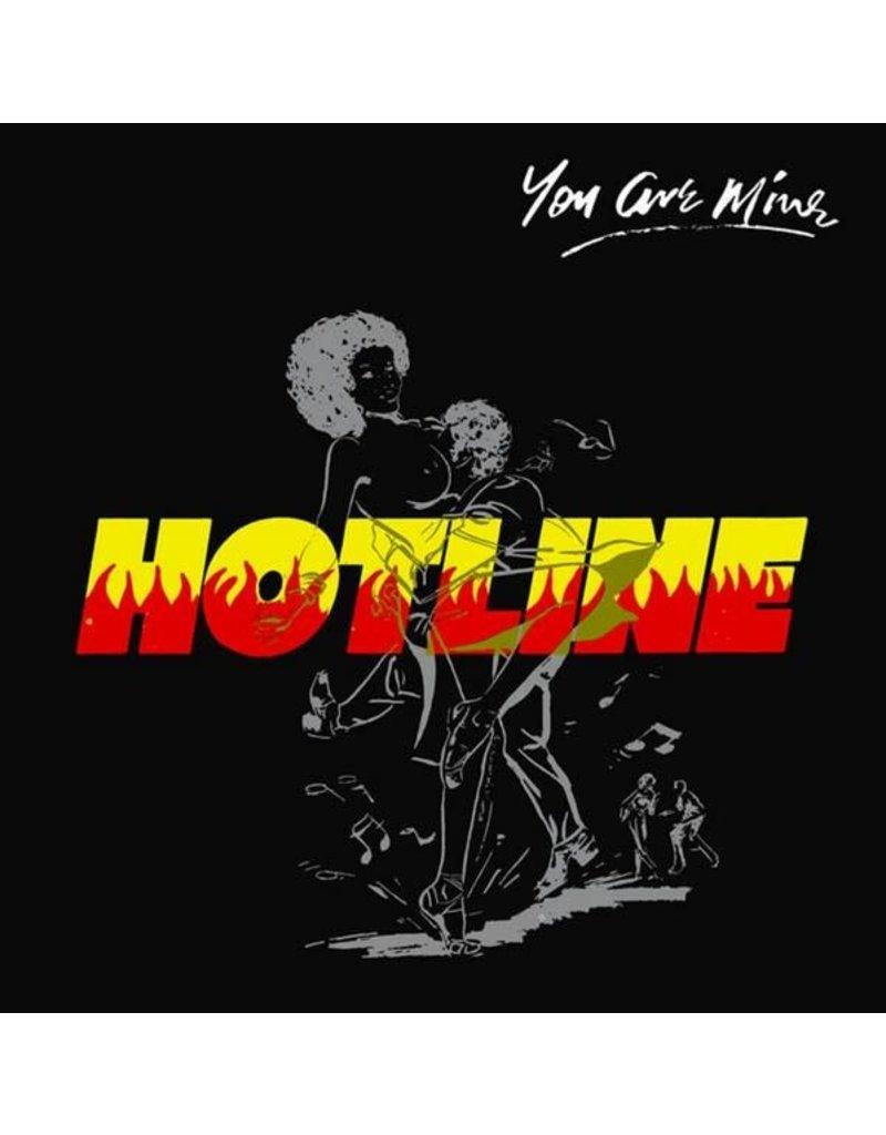 FS Hotline ‎– You Are Mine, 2017 Reissue