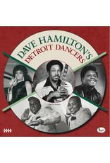 FS Various - Dave Hamilton's Detroit Dancers LP (2015), Compilation, Mono