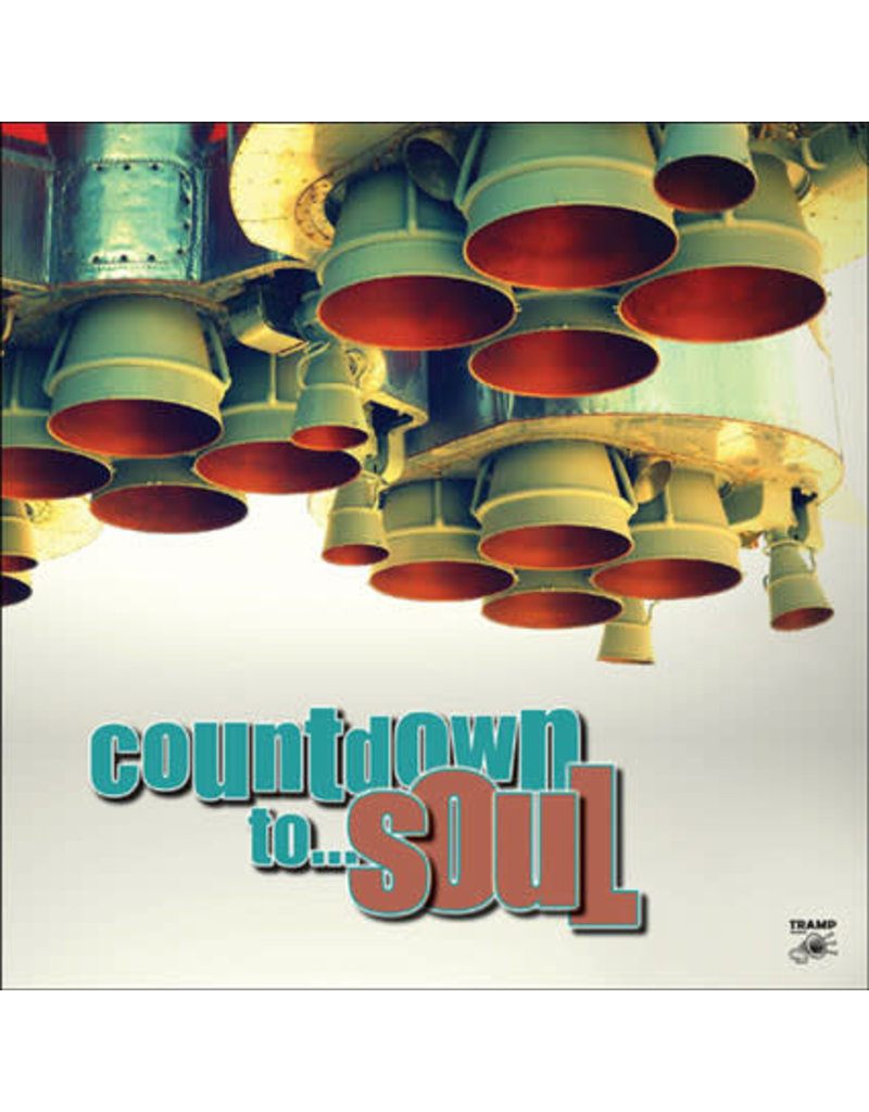 Various – Countdown To Soul Compilation (2017) 2LP