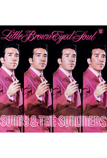 Sunny & The Sunliners ‎– Little Brown Eyed Soul, 2018 Reissue