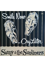 Sunny & The Sunliners – Smile Now... Cry Later [RSDBF2017], Reissue