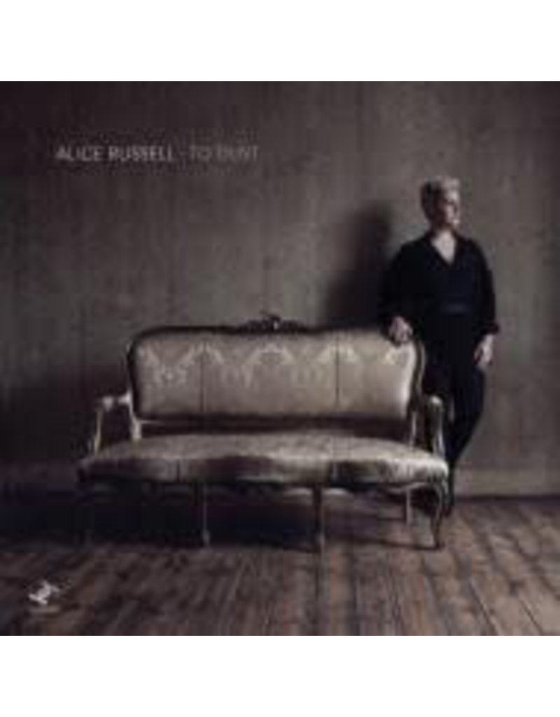 Alice Russell - To Dust LP (2013)