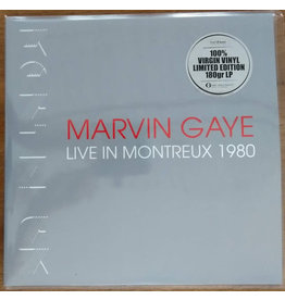 Marvin Gaye ‎– Live In Montreux 1980 2LP, 2019 Reissue