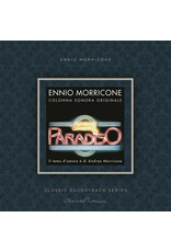 Ennio Morricone ‎– Nuovo Cinema Paradiso , Limited Edition, Numbered, 2020 Reissue, Yellow, 180g (Music On Vinyl)