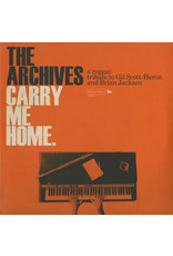 The Archives ‎– Carry Me Home 2LP (2020 )