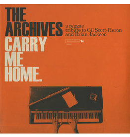The Archives – Carry Me Home 2LP (2020 )