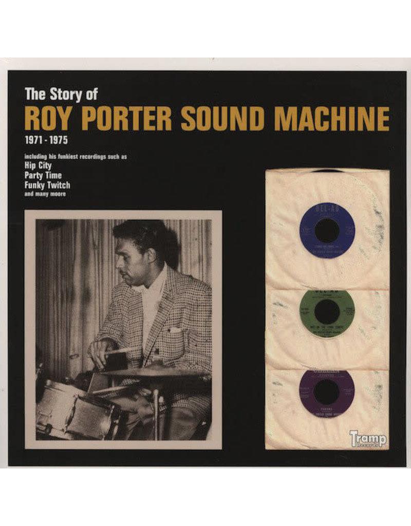 FS Roy Porter Sound Machine – The Story Of Roy Porter Sound Machine 1971-1975 2LP (2012)