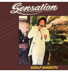 WM Adolf Ahanotu – Sensation  LP, 2017 Reissue