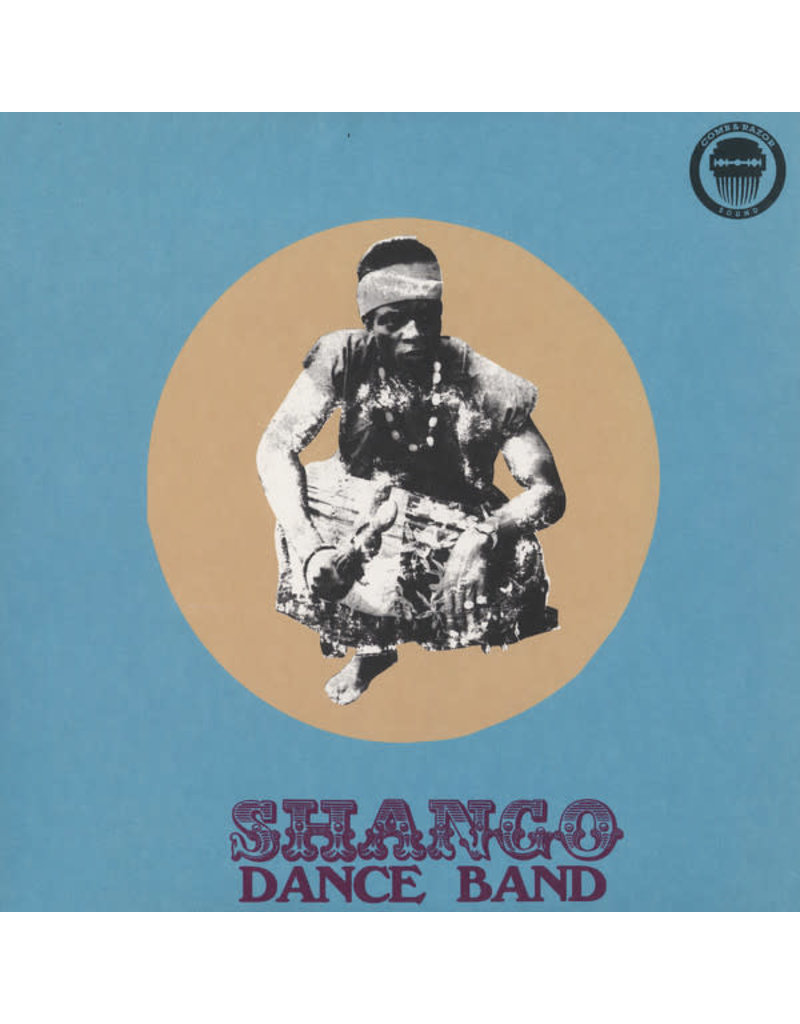 AF Shango Dance Band - Shango Dance Band LP, 2016 Reissue