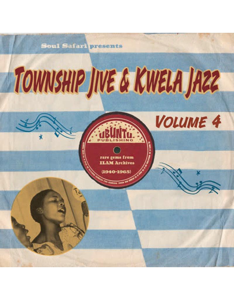 AF Various – Township Jive & Kwela Jazz Volume 4 (1940-1965)