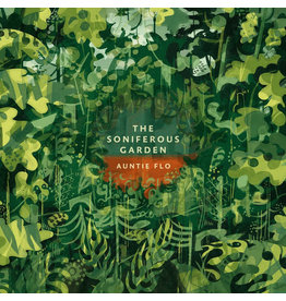 "AF Auntie Flo – The Soniferous Garden 12"", Mini-Album (2017)"