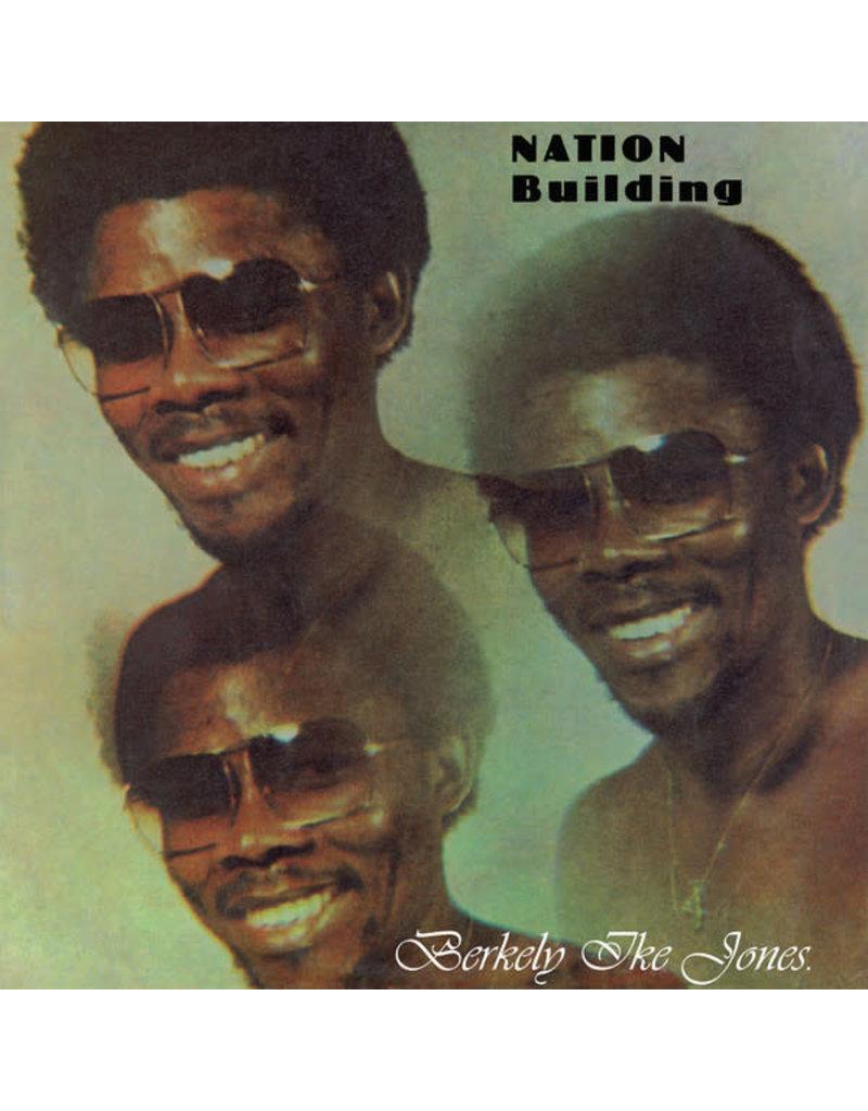 AF Berkely Ike Jones – Nation Building  LP, 2016 Reissue