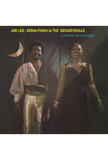 DC Jimi Lee* / Mona Finnih & The Sensationals ‎– A Stroll In The Moonlight LP, 2016 Reissue