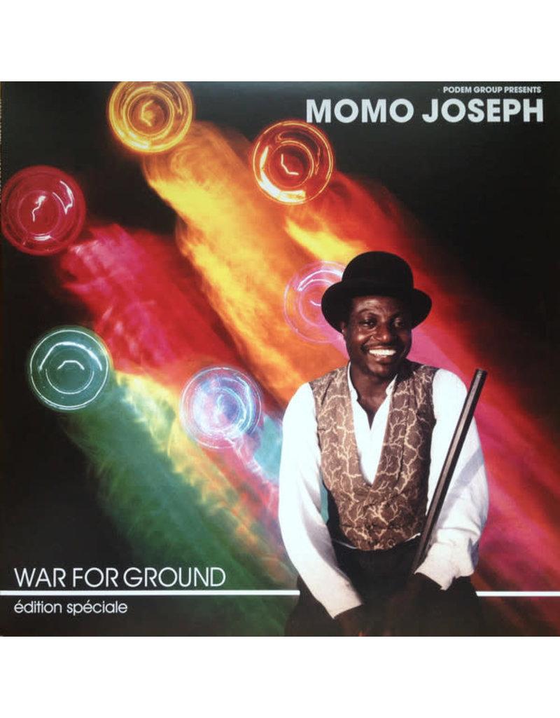 AF Momo Joseph – War For Ground LP, 2018 Reissue