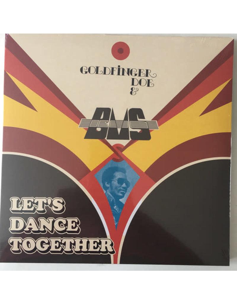 FS Goldfinger Doe & B.M.S. – Let's Dance Together LP, 2017 Reissue